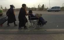 فیلم های خام از پیاده روی اربعین - مشایه الأربعین – قسمت ۳۸-۹۵