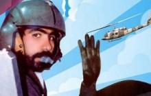 یادی از خلبان شهید غلامرضا چاغروند؛ چون به امام توهین نکرد، کشته شد! + عکس