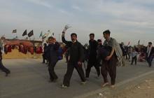 فیلم های خام از پیاده روی اربعین - مشایه الأربعین – قسمت ۴۰-۹۵