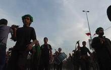 فیلم های خام از پیاده روی اربعین - مشایه الأربعین – قسمت ۴۱-۹۵