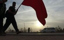 فیلم های خام از پیاده روی اربعین - مشایه الأربعین – قسمت ۴۲-۹۵