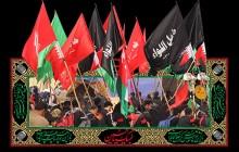 فایل لایه باز تصویر راهپیمایی اربعین / مشایه الأربعین ۱۵