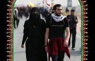 فایل لایه باز تصویر راهپیمایی اربعین / مشایه الأربعین ۲۱