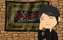 فایل لایه باز تصویر عزادار حسینی / مخصوص کودکان