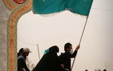فایل لایه باز تصویر راهپیمایی اربعین / مشایه الأربعین ۴۱