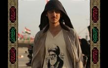 فایل لایه باز تصویر راهپیمایی اربعین / مشایه الأربعین ۴۶ / نائب الزیاره رهبرم