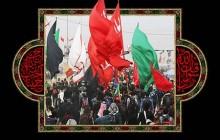 فایل لایه باز تصویر راهپیمایی اربعین / مشایه الأربعین ۴۷