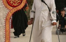 فایل لایه باز تصویر راهپیمایی اربعین / مشایه الأربعین ۴۸