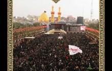 فایل لایه باز تصویر راهپیمایی اربعین / مشایه الأربعین ۵۳ / بین الحرمین