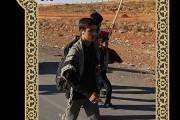 فایل لایه باز تصویر زائران پیاده امام رضا (ع) ۶