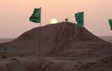 فیلم خام راهیان نور – یادمان شهید باقری – ۶-۹۵