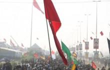 بخش اول تصاویر باکیفیت راهپیمایی اربعین ۹۶،مشایه الأربعین ، arbaeen