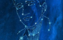 فایل لایه باز تصویر شهید علیخانی / با این ستاره ها می توان راه را پیدا کرد