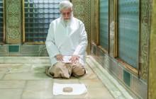 فیلم خام غبارروبی مضجع مطهر حضرت امام رضا (علیهالسلام)