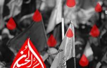 فایل لایه باز تصویر پیاده روی اربعین – مشایه الاربعین / الحسین یجمعنا
