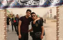 فایل لایه باز تصویر روزشمار اربعین / ۳ روز تا اربعین حسینی