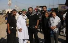 بخش اول تصاویر باکیفیت راهپیمایی اربعین ۹۷،مشایه الأربعین ، arbaeen