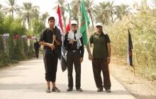 بخش بیست و دوم تصاویر باکیفیت راهپیمایی اربعین ۹۷،مشایه الأربعین ، arbaeen