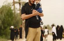 بخش بیستم تصاویر باکیفیت راهپیمایی اربعین ۹۷،مشایه الأربعین ، arbaeen