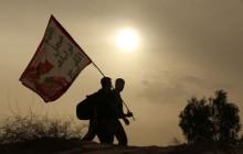 بخش شانزدهم تصاویر باکیفیت راهپیمایی اربعین ۹۷،مشایه الأربعین ، arbaeen