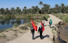 بخش پانزدهم تصاویر باکیفیت راهپیمایی اربعین ۹۷،مشایه الأربعین ، arbaeen