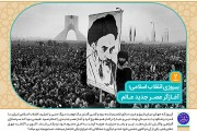 گام دوم انقلاب / ۱-پیروزی انقلاب اسلامی؛ آغازگر عصر جدید عالم