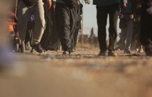 فیلم خام پیاده روی اربعین – arbaeen – مشایه الأربعین – قسمت ۰۲-۹۷