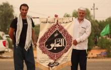 فیلم خام پیاده روی اربعین – arbaeen – مشایه الأربعین – قسمت ۰۶-۹۷