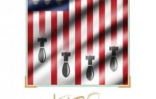 فایل لایه باز لوح مرگ بر آمریکا / به مناسبت ۱۳ آبان