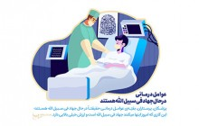 عوامل درمانی در حال جهاد فی سبیل الله هستند