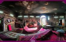 فایل لایه باز تصویر ایرانگردی / بازار قدیم شیراز