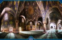 فایل لایه باز تصویر ایرانگردی / مسجد امام اصفهان