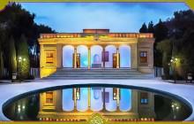 فایل لایه باز تصویر ایرانگردی / آتشکده یزد