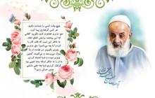 آیت الله مجتهدی تهرانی/کسی را شماتت نکنیم