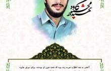 فایل لایه باز شهید محمود کاوه