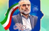فایل لایه باز تصویر شهید محسن فخری زاده / شهید هسته ای