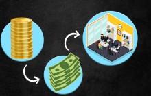 ویدئو گرافیک حمایت از سیاست های اقتصادی