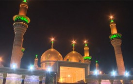 راش ( فیلم خام ) کاظمین - حرم امام کاظم و امام جواد علیهما السلام - ۰۲