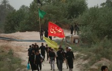 بخش سوم تصاویر باکیفیت راهپیمایی اربعین ۹۸،مشایه الأربعین ، arbaeen