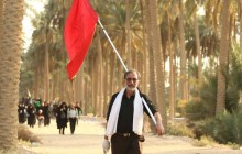 بخش پنجم تصاویر باکیفیت راهپیمایی اربعین ۹۸،مشایه الأربعین ، arbaeen