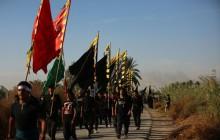 بخش هفتم تصاویر باکیفیت راهپیمایی اربعین ۹۸،مشایه الأربعین ، arbaeen