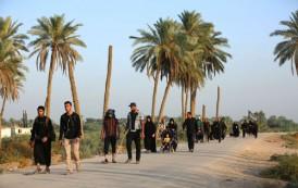 بخش نهم تصاویر باکیفیت راهپیمایی اربعین ۹۸،مشایه الأربعین ، arbaeen