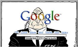 جاسوسی گوگل