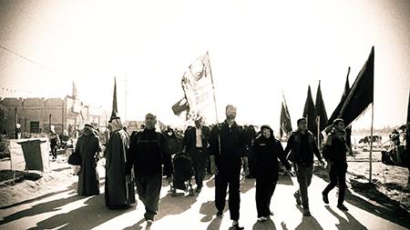 پیاده روی اربعین حسینی