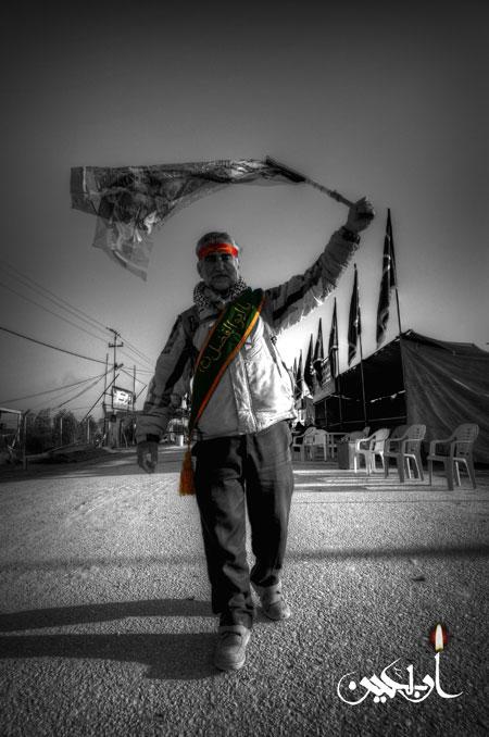 اربعین حسینی  - مشاية الأربعين - Arbaeen - راهپیمایی اربعین