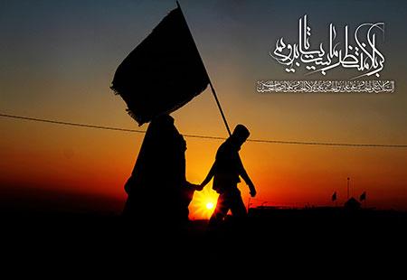 پیاده روی اربعین - مشاية الأربعين - Arbaeen - راهپیمایی اربعین