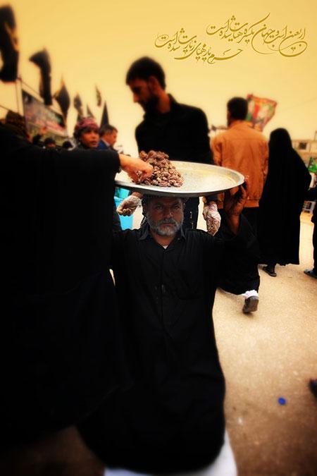 پیاده روی اربعین حسینی - مشاية الأربعين - Arbaeen - راهپیمایی اربعین