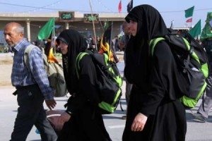 راهپیمایی اربعین - Arbaeen