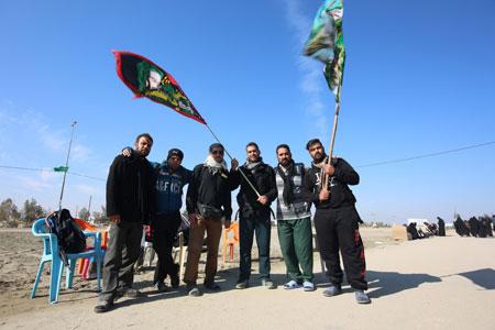 مشاية الأربعين - Arbaeen - راهپیمایی اربعین
