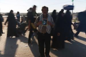 پیاده روی اربعین – مشایه الاربعین – Arbaeen